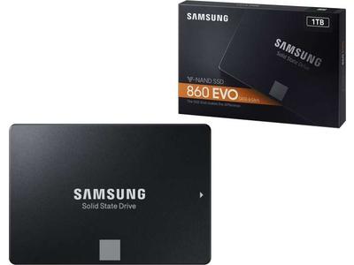 Ổ cứng laptop SSD Samsung 860 Evo 1TB 2.5-Inch SATA III MZ-76E1T0BW