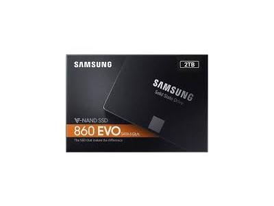 Ổ cứng laptop SSD Samsung 860 Evo 2TB 2.5-Inch SATA III MZ-76E2T0BW