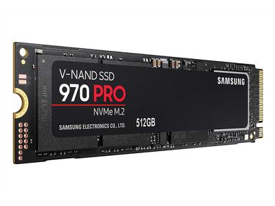 Ổ cứng laptop SSD Samsung 970 Pro PCIe NVMe V-NAND M.2 2280 512GB MZ-V7P512BW