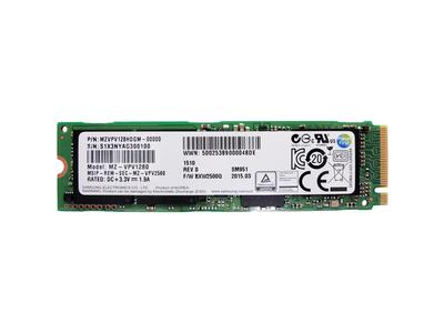 Ổ cứng laptop SSD Samsung NVMe SM961 M.2 PCIe 256GB