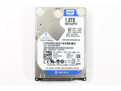Ổ cứng MTXT Digital Western Scorpio Blue 1Tb SATA3 - mới 100% - HDD laptop 1000Gb