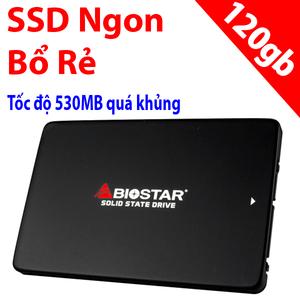 ổ cứng ssd 120gb biostar