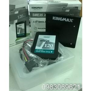 ổ cứng ssd 120gb kingmax