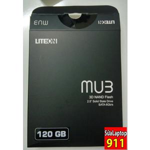 ổ cứng ssd 120gb liteon MU3 PH5