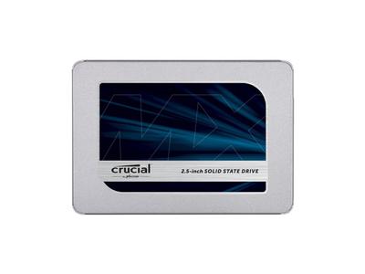 Ổ cứng SSD Crucial MX500 3D NAND SATA III 2.5 inch 500GB