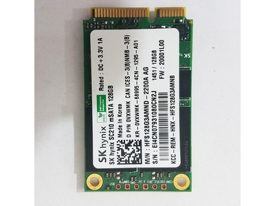 Ổ cứng SSD mSATA SK hynix SC210 128GB