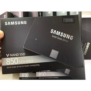 ổ cứng ssd samsung 120gb 850 V-NAND
