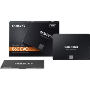 Ổ cứng SSD Samsung 1TB 860 EVO SATA III 2.5