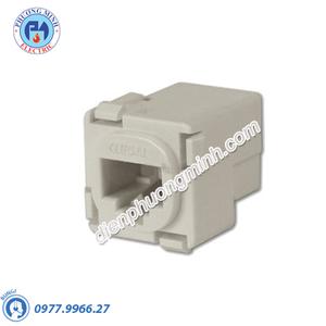 Ổ điện thoại Series S-CLASSIC - Model DCV30MNUWT