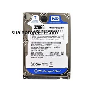 Ổ HDD máy tính PC 320GB WD