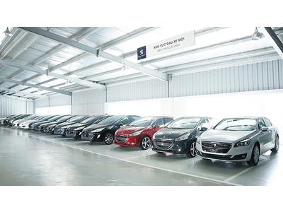 Ô tô lắp ráp trong nước được giảm 50% lệ phí trước bạ | Peugeot sắp cháy hàng