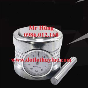 Đồng hồ so dao trục Z máy phay