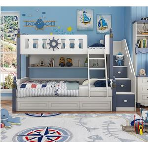 Giường tầng trẻ em dùng chung bé trai bé gái