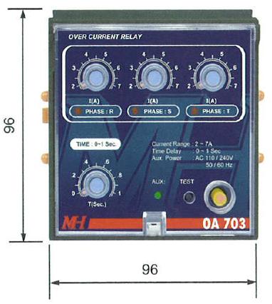 Relay OA703