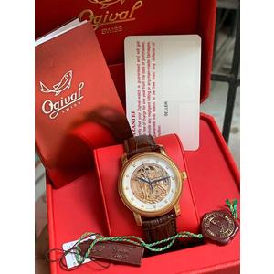 Đồng hồ Ogival OG358.352AGR-GL - Thiên Khuyển