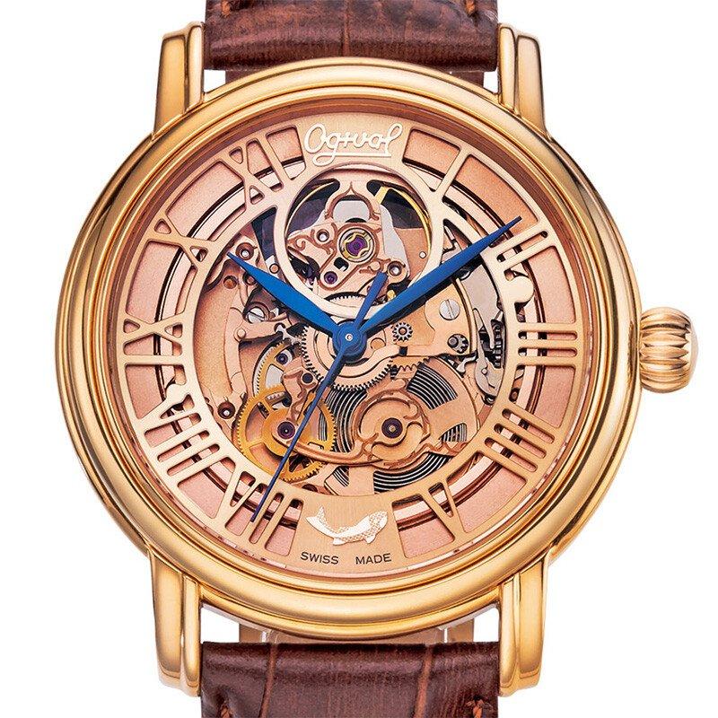 Đồng hồ Ogival OG358.621AMR-GL