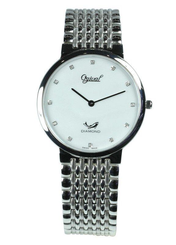 Đồng hồ Ogival OG385-022GW-G