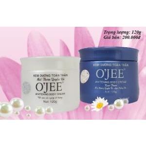 Ojee - Kem dưỡng toàn thân 120G