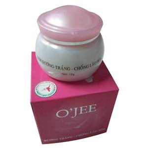 Ojee - Kem dưỡng trắng - chống lão hóa