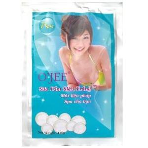 Ojee - Sữa tắm siêu trắng