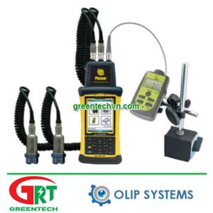 Olip Systems PHASOR | Máy phân tích độ rung cấm tay Olip | Vibration analyzer OLIP PHASOR | Olip