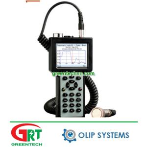 Olip Systems VIBPRO V2 | Máy phân tích độ rung cấm tay Olip | Vibration analyzer VIBPRO V2 | Olip