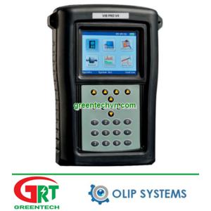 Olip Systems VIBPRO V4 | Máy phân tích độ rung cầm tay Olip | Vibration analyzer VIBPRO V4 | Olip