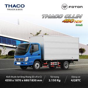 OLLIN490 - 2,15 tấn