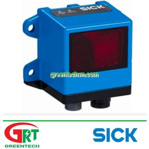 OLM100   Sick   Cảm biến đo khoảng cách dạng quang / IP67   Sick Vietnam