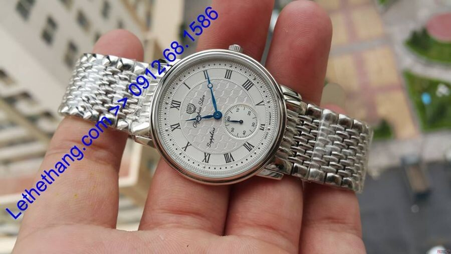 Đồng hồ Olympia Star OPA580501MS-T
