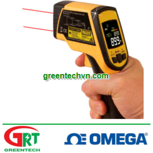 Omega OS499 | Direct-reading infrared thermometer / mobile | Súng đo nhiệt độ Omega