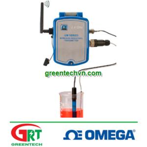 Omega UWPH-2A-NEMA | PH transmitter 0 - 14 pH, max. 100 °C | UWPH-2A-NEMA | Bộ đo độ PH Omega