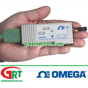 Omega UWTC | Electrical connector / rectangular / for thermocouple | Omega Vietnam