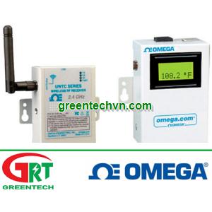 Omega UWTC-REC1 | RTD temperature transmitter / analog / wireless -10 °C ... +70°C | Omega Vietnam