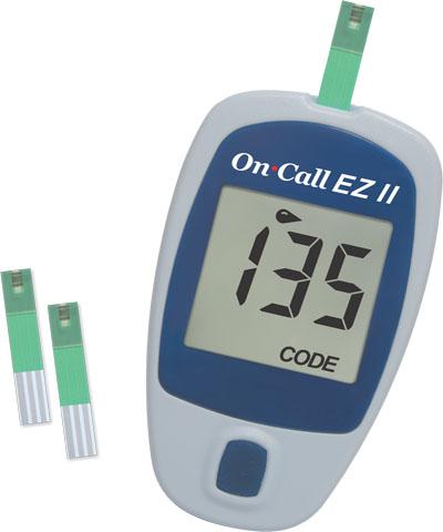 Máy đo đường huyết Acon On-Call EZ II