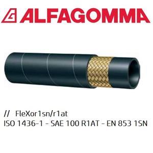 "ỐNG DẦU ALFAGOMMA R1AT, SIZE 1/4"""