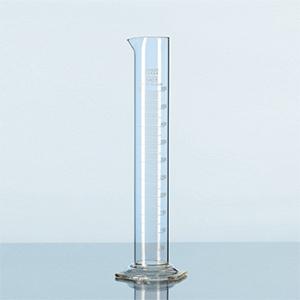 Ống đong chia vạch đế lục giác, class B - DURAN
