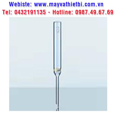 Ống lọc thủy tinh loại Allihn - DURAN
