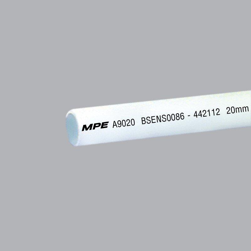 Ống luồn cứng PVC Ø 20 (750N)