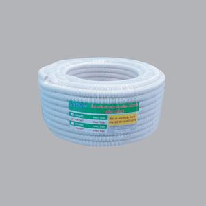 Ống luồn đàn hồi PVC màu trắng Ø20 A9020 CT