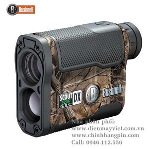 Ống nhòm đo khoảng cách Bushnell Scout DX 1000 Laser Rangefinder (Realtree) 202356