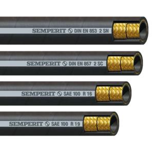 ỐNG THỦY LỰC SEMPERIT 2 LỚP THÉP, DIN EN857 2SC