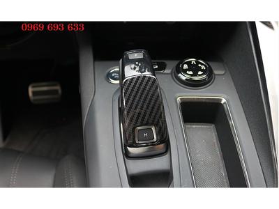 Bộ Ốp Nội Thất Cacbon 11 Chi tiết cho Peugeot 3008 và 5008