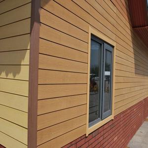 Ốp tường, ốp trần gỗ nhựa