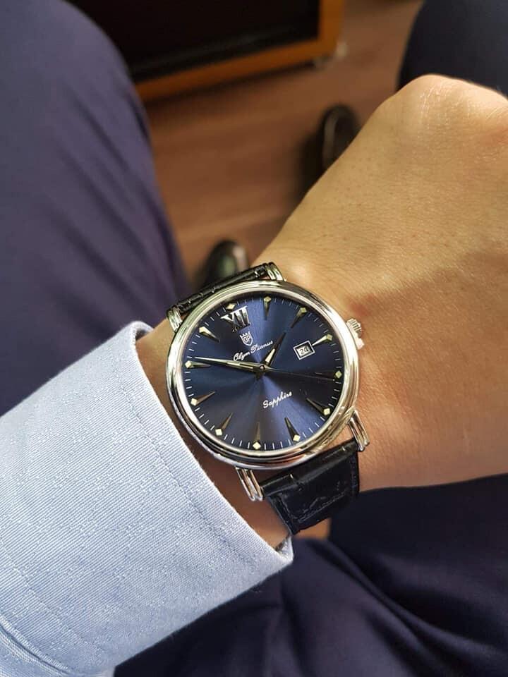 Đồng hồ nam Olym Pianus OP130-07MS-GL-X