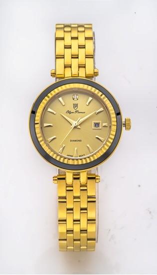 Đồng hồ Olym Pianus OP2495LK-B-V