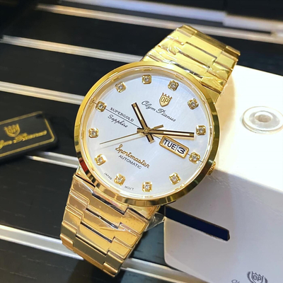 ✅ Đồng hồ nam Olym Pianus op890-09amk-t chính hãng ✅
