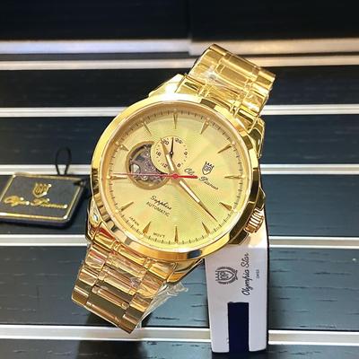 ✅ Đồng hồ nam Olym Pianus op990-083amk-v chính hãng ✅
