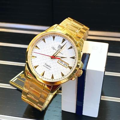 ✅ Đồng hồ nam Olym Pianus op990-08amk-t chính hãng ✅