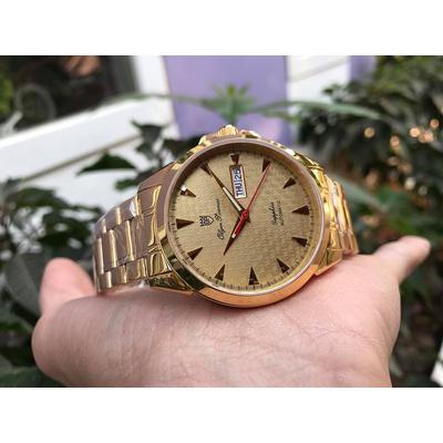Đồng hồ nam Olym Pianus op990-08amk-v chính hãng